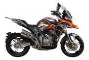 1604370 motocykel ZONTES 310 T EU5 ZONTES