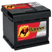 P5003 baterka BANNER 50AH N 450A BANNER